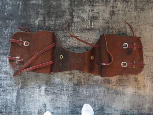Custom Horse Saddlebags