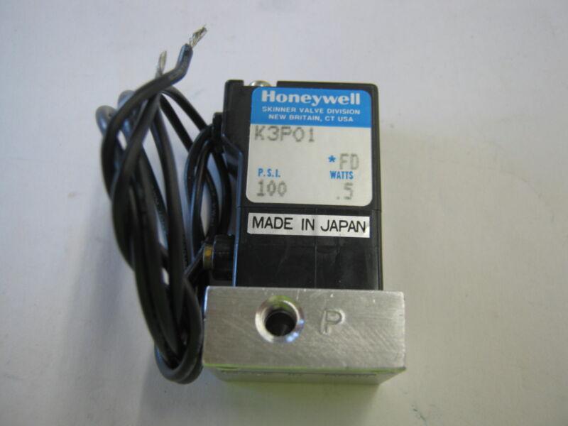 HONEYWELL SOLENOID K3P01 100 PSI