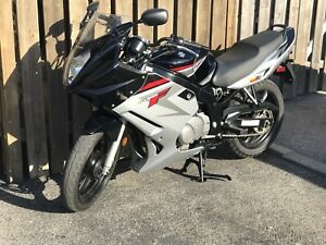2008 Suzuki GS500F NEVER DROPPED fully checked by strugess