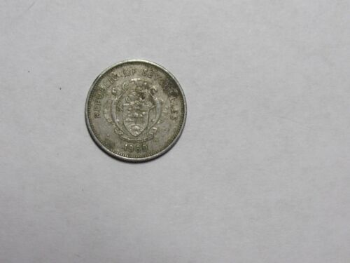 Seychelles Coin - 1989 25 Cents - Circulated