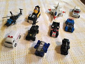 Vintage Gobots from the early 80s Windsor Region Ontario image 1