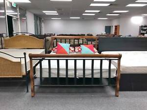 TODAY DELIVERY BEAUTIFUL Queen bed & COMFORTABLE mattress