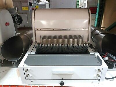Berkel Mb 716 Commercial Countertop Bread Slicer New Blades