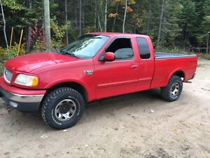 2000 Ford F-150 - 7700 Series Heavy Duty