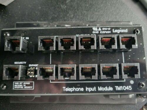 Legrand TM1045 Telephone Input Module