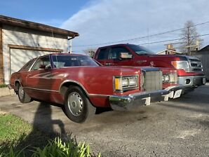 1977 mercury cougar 42,000 original km.