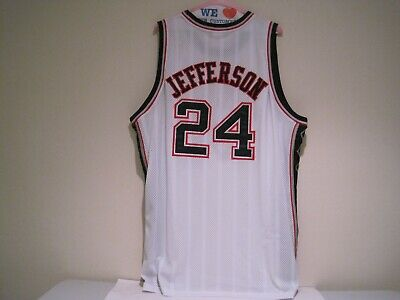 Richard Jefferson New Jersey Nets Authentic Jersey Size 56 Reebok, VTG Nba Gear ()