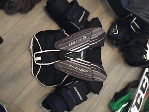 Bauer s190 chest protector