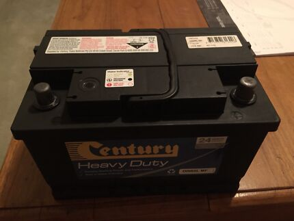 Car 4x4 4wd van battery in good condition