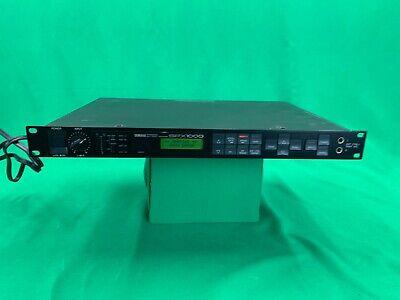 Yamaha Professional Multi Effect Processor SPX1000 from radio station SPX 1000