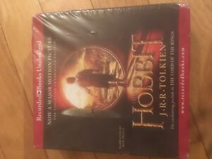 The hobbit recorded book