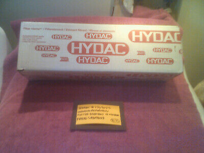 Hydac 1263053 Genuine Brand New Filter Element 10 Micron Free Shipping