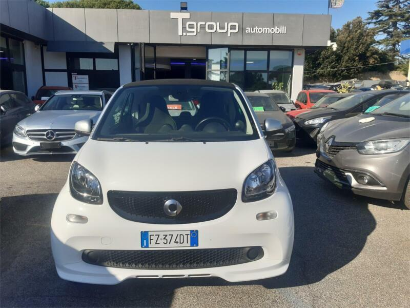 SMART fortwo fortwo 90 0.9 Turbo BRABUS Style