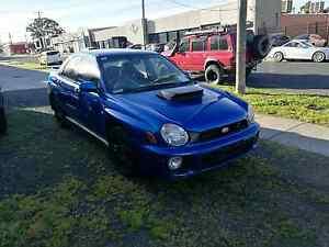 2000 Subaru Impreza wrx Moorabbin Kingston Area Preview