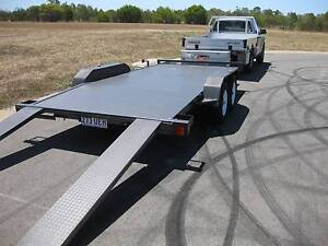 CAR TRAILERS FOR HIRE Eli Waters Fraser Coast Preview