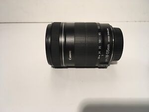 CANON ZOOM LENS EF-S 18-135MM IS / MINT CONDITION 10/10