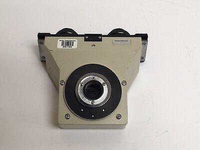 Olympus Bh-2 Series Binocular Microscope Head