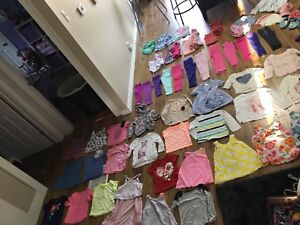 Huge lot of girl clothing.  2T-6t