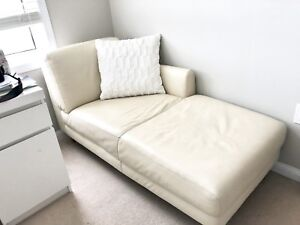 BEAUTIFUL CREAM WHITE LOUNGE ACCENT CHAIR