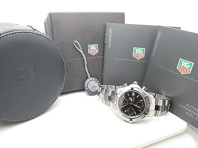 TAG HEUER 2000 AUTOMATIC MENS CHRONOGRAPH WATCH CN2111-0