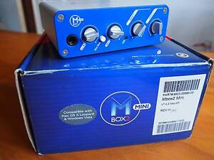Digidesign Mbox 2 Mini w ProTools RRP $435 Camberwell Boroondara Area Preview