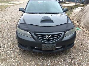 2004 Mazda 6 5 speed