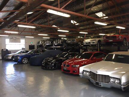 Car Storage Moorabbin / $45 / Indoor / Secure