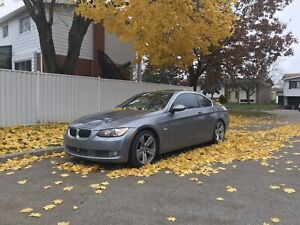 BMW 335i coupe 2007 manual