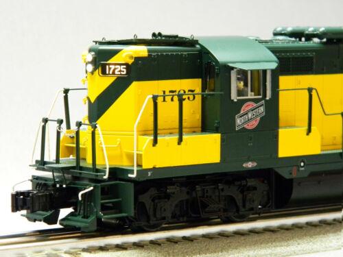 LIONEL BTO LEGACY CNW TORPEDO GP9 #1725 BLUETOOTH DIESEL ENGINE O GAUGE 6-84272