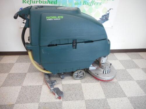 """Nobles SS5 Speed Scrub 32"""" Floor Scrubber Cleaner Machine"""