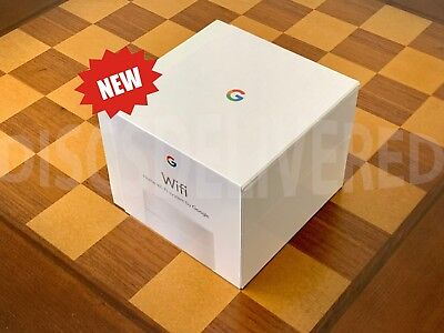 Google Model AC-1304 Wifi System (Single WiFi Point) AC1200 Router