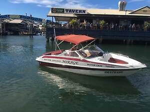 COMMERCIAL WATER TAXI AND TOUR BOAT Main Beach Gold Coast City Preview