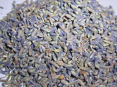 Feinstes Räucherwerk: LAVENDELBLÜTEN, (Lavandula officinalis), 50 g