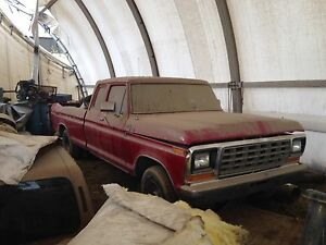 1979 Ford Long box Supercab