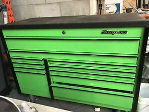 Snap-on Toolbox and Tools