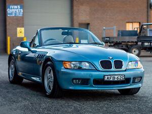 1997 BMW Z3 Medlow Bath Blue Mountains Preview