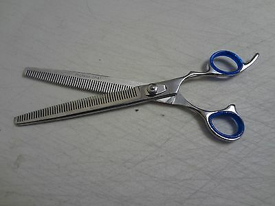 "8.5"" Double Edged Barber Thinning Shears Scissors"