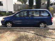 2001 Mazda MPV-7-Seater-Automatic --$3,200 Merrylands West Parramatta Area Preview