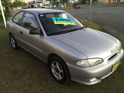 Hyundai Sprint Twin Cam 1.5 LTR Manual Hatch Port Macquarie 2444 Port Macquarie City Preview