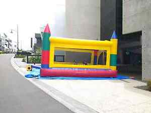 Jumping castle hire spiderman justice league frozen Maribyrnong Maribyrnong Area Preview