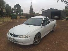 2001 Holden Commodore Ute Port Pirie Port Pirie City Preview