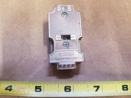 PHOENIX CONTACT 2744380 D-Sub Connector/Connectors
