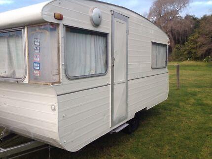 Refurbished 14' caravan. Bargain.  Kalimna East Gippsland Preview
