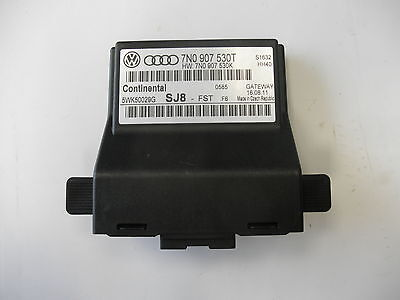 Orig. Steuergerät Gateway VW Audi Seat Skoda 7N0907530T Diagnoseinterface Can