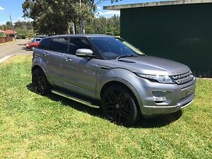 Range Rover Evoque custom Denistone East Ryde Area Preview