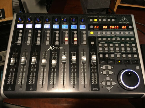 Behringer X-TOUCH Universal Control Surface USB MIDI Interface DAW Controller