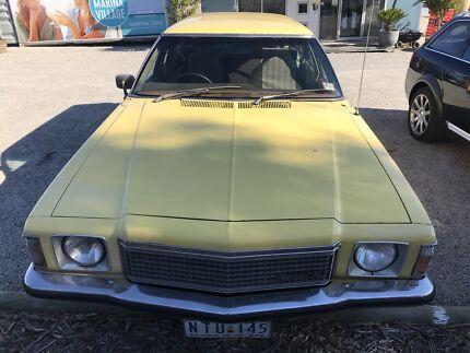 1979 Holden HZ Wagon
