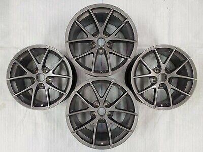 Chevrolet Corvette Z06 Spyder Wheels Rims Factory OEM C6 2009-2013 5395 5396