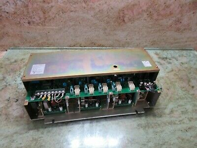 Matsuura Mc-500v2 Cnc Vertical Mill Yaskawa Dc Power Supply Cps-100s-2 Ac 200
