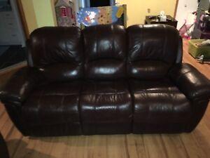 Set de divan sofa 3 place